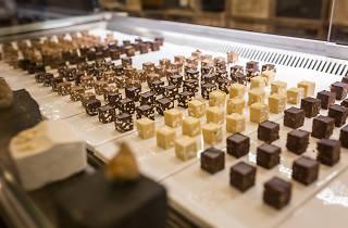 calçada do cacau, chocolataria, alfama