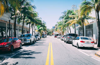 South Beach Miami street