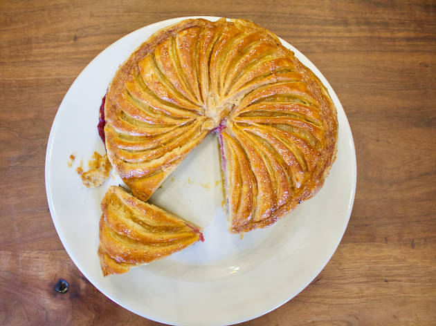 Gallette de rois rosca de reyes patisserie dominique