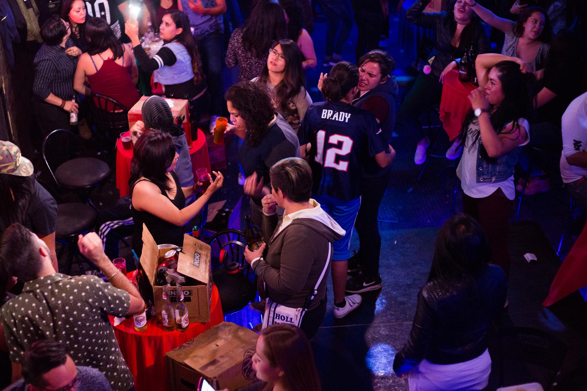 Bares y antros para lesbianas en la Ciudad de México
