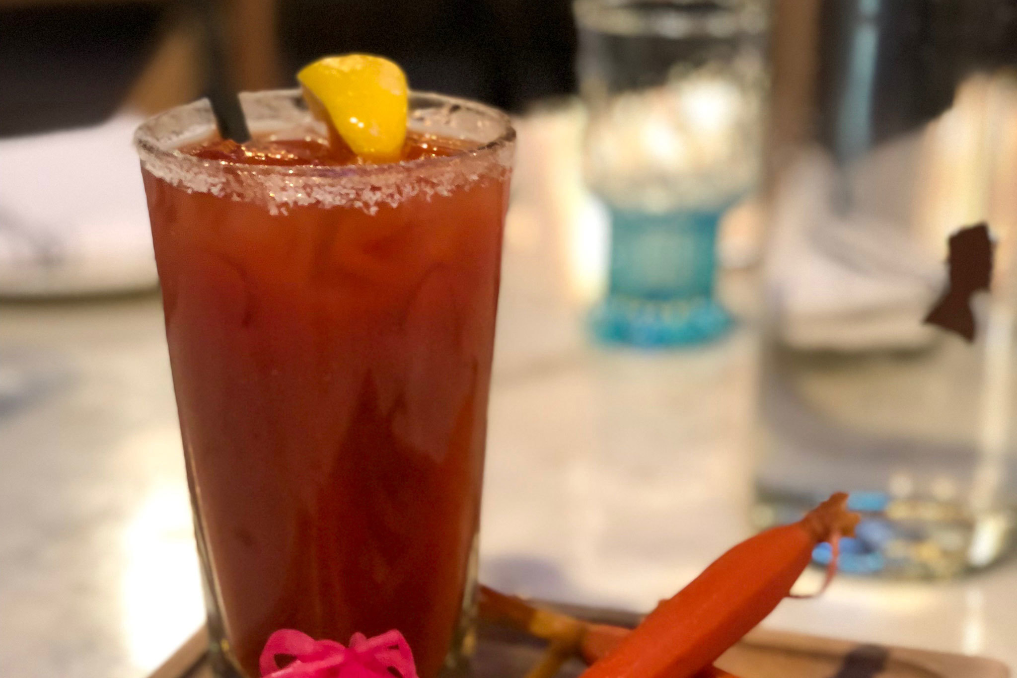 Searsucker Bloody Mary