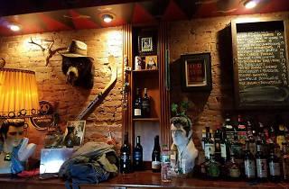 Murphs Bar in the Fishtown section of Philadelphia