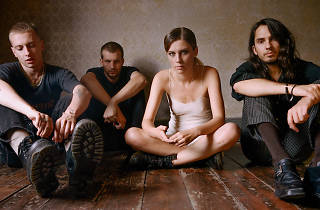 Wolf Alice's On The Road