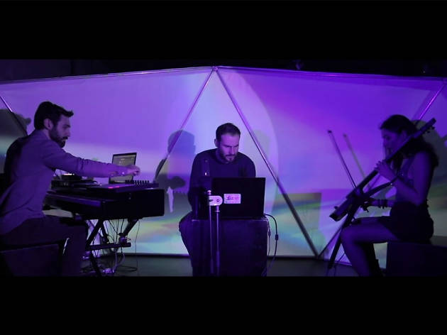 Akkor 'Live Audio Visual'