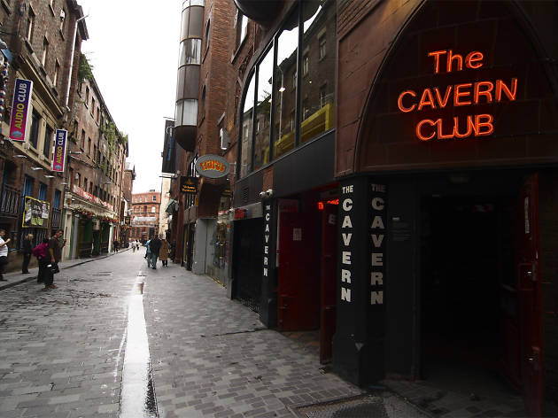 Cavern Club, pic from Wiki