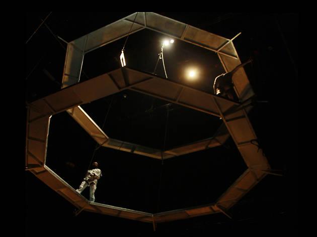 Bozal, la mejor obra de teatro de 2017 según los lectores de Time Out México