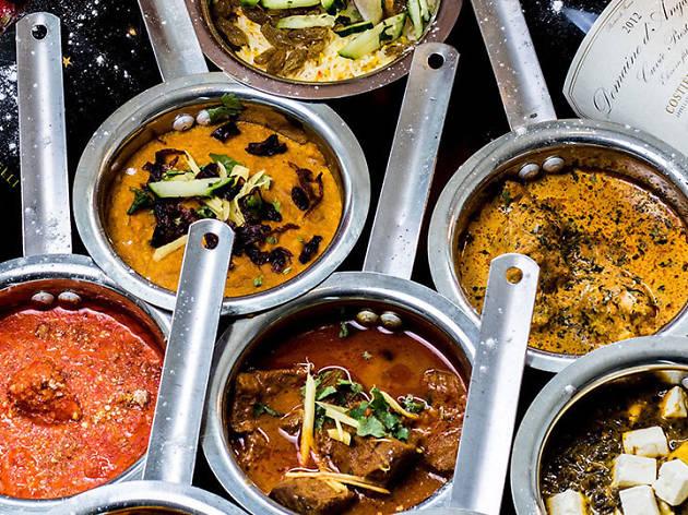 Cozinhas do Mundo: Índia. Academia Time Out