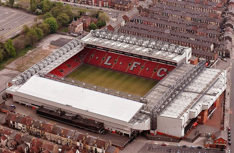 Anfield Stadium, Liverpool FC