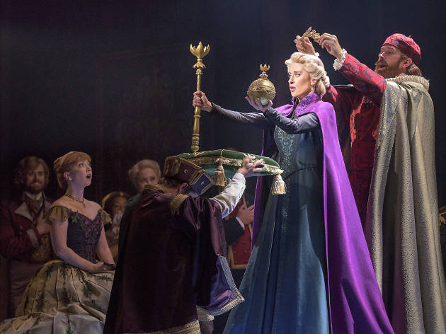 Ten Broadway shows to catch in 2018