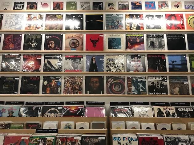 Technique Records