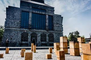 Museo Diego Rivera Anahuacalli es la única pirámide construida en el siglo XX