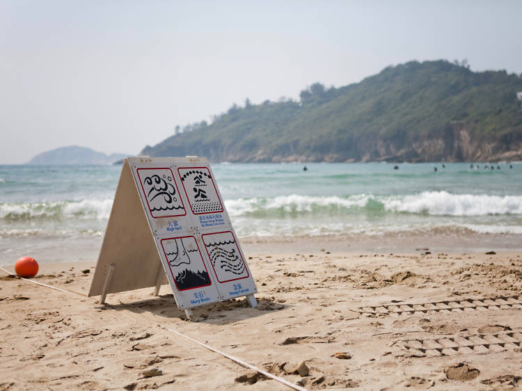 The best places to surf in Hong Kong