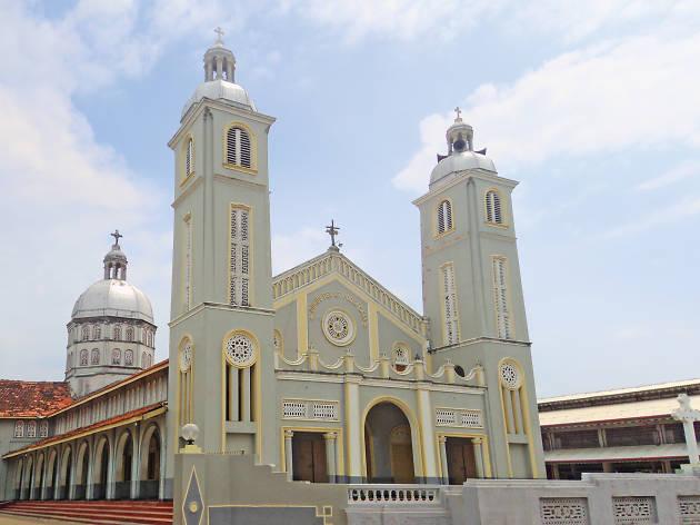 St Sebastian's Cathedral