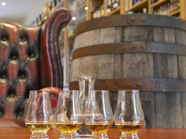 Taste some whisky