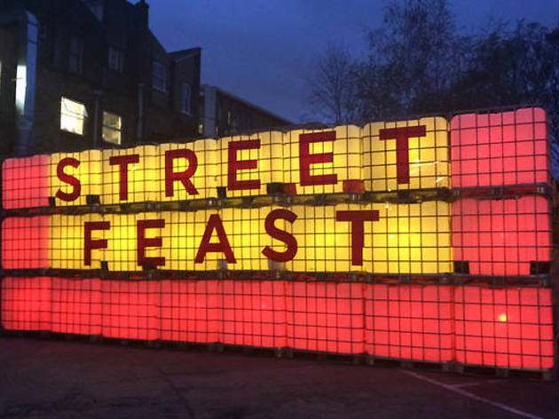 A massive street food market is coming to Woolwich