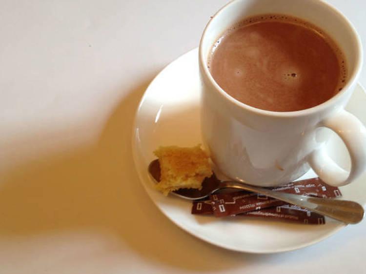 Les meilleurs chocolats chauds de Paris