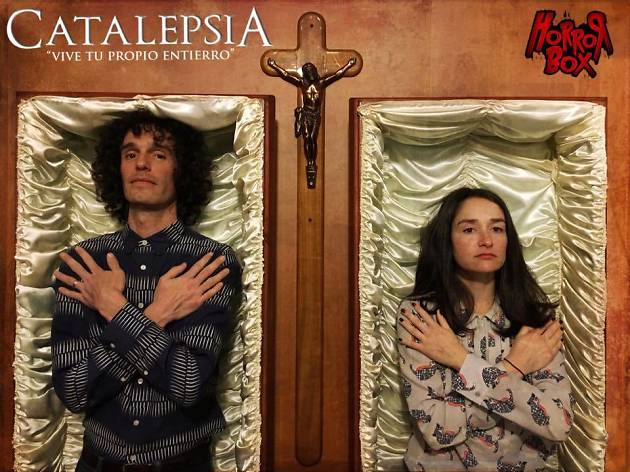 Catalepsia Escape Room