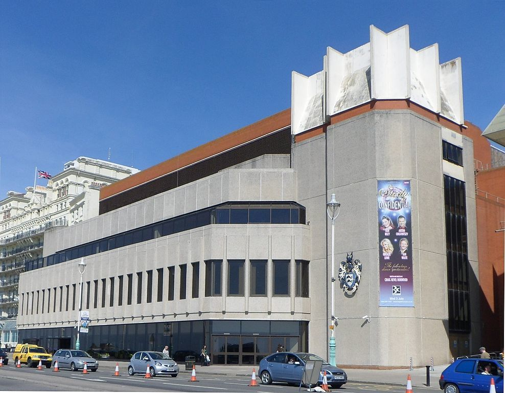 Brighton Centre, 2013, from Wiki