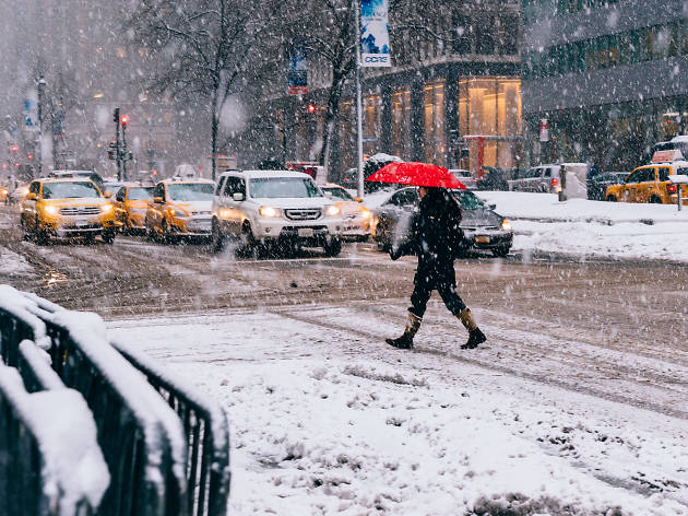 "A ""bomb cyclone"" snowstorm is coming to wreak havoc on NYC"