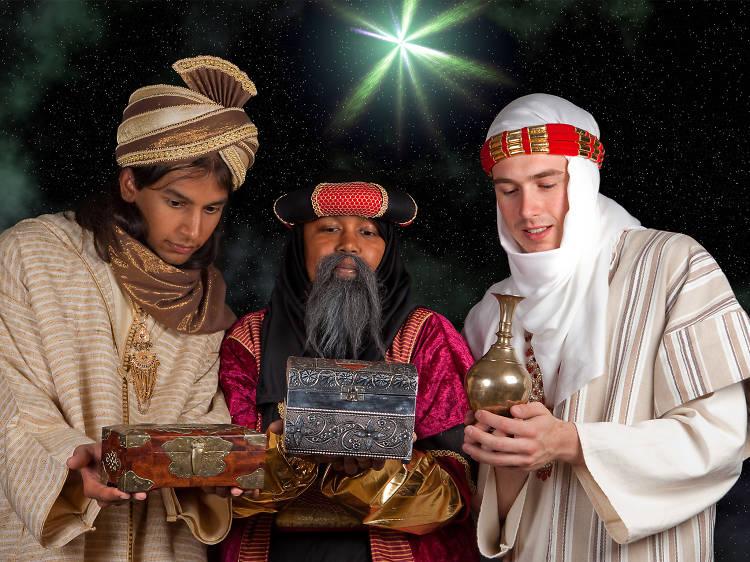Reyes Magos en Forum Buenavista