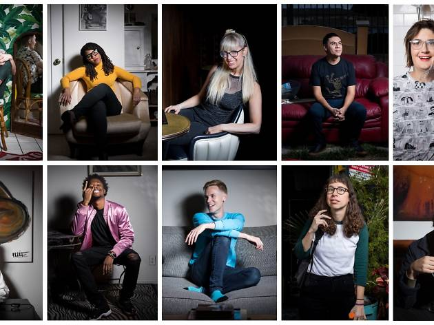 L.A.'s best up-and-coming comedians in 2018