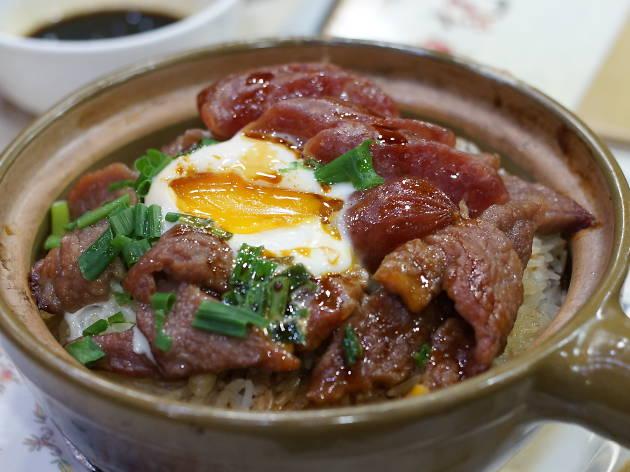 Kwan Kee 坤記小菜煲仔飯
