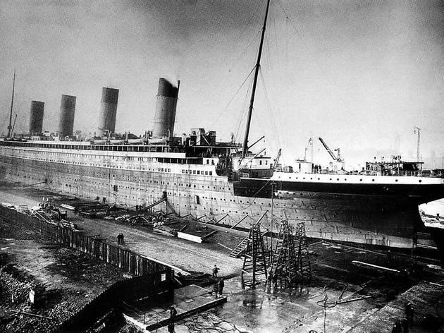 9 fotos inéditas del Titanic para conmemorar los 20 años de la película