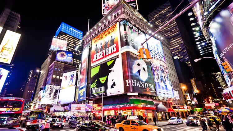 Broadway Shutterstock