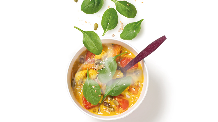 Pret just launched new vegan dishes