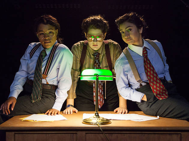 Look forward to spring with four upcoming school theater productions