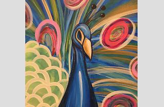 Arte Bar, Peacock