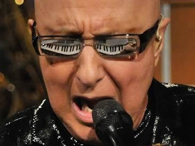 Paul Shaffer residency