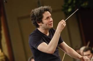 Filarmónica de Viena. Gustavo Dudamel