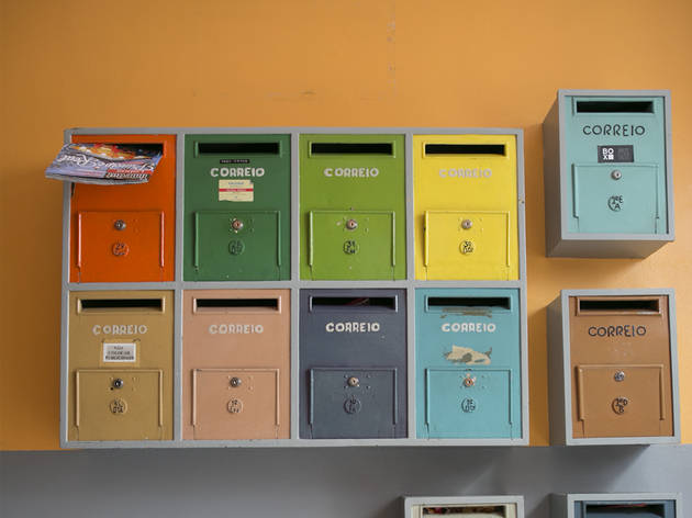 caixas correios