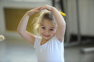 School at Steps Young Dancers Program