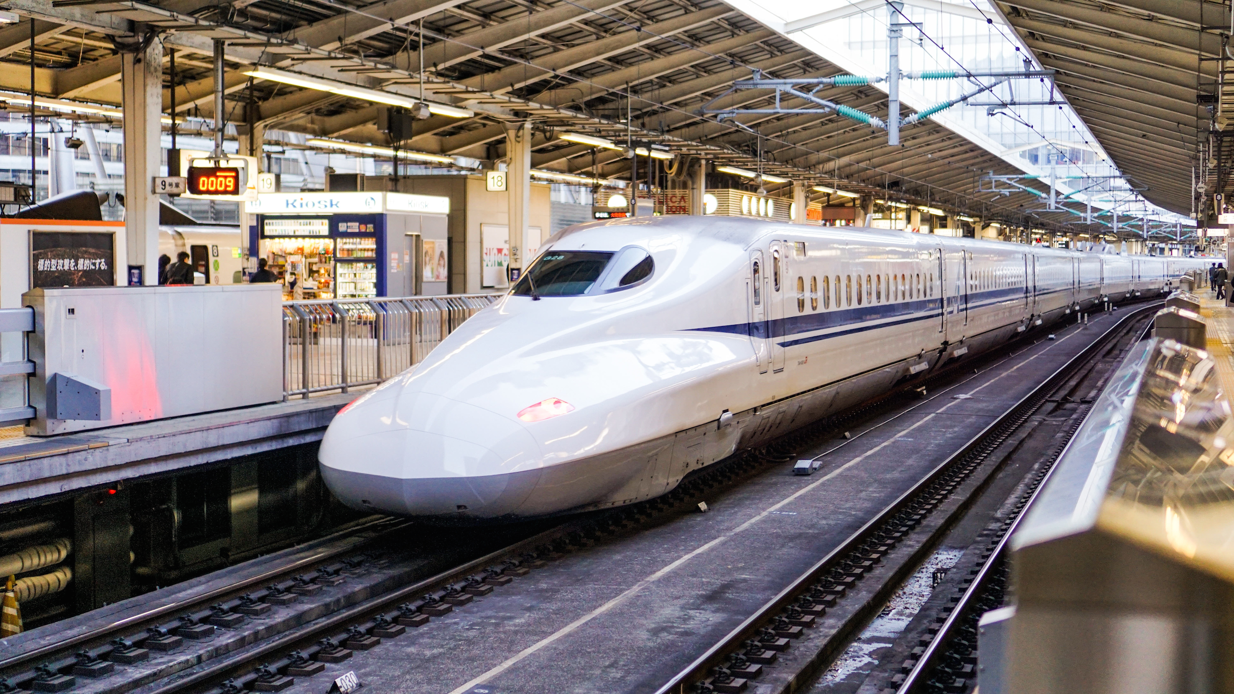 How to travel from Tokyo to other Japanese cities