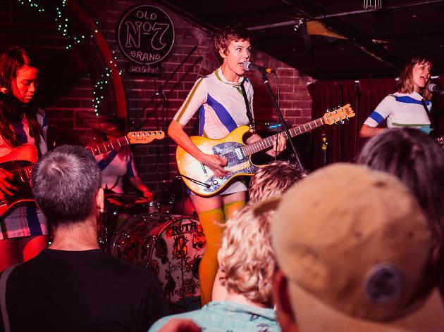 Live music at Moonshine Bar
