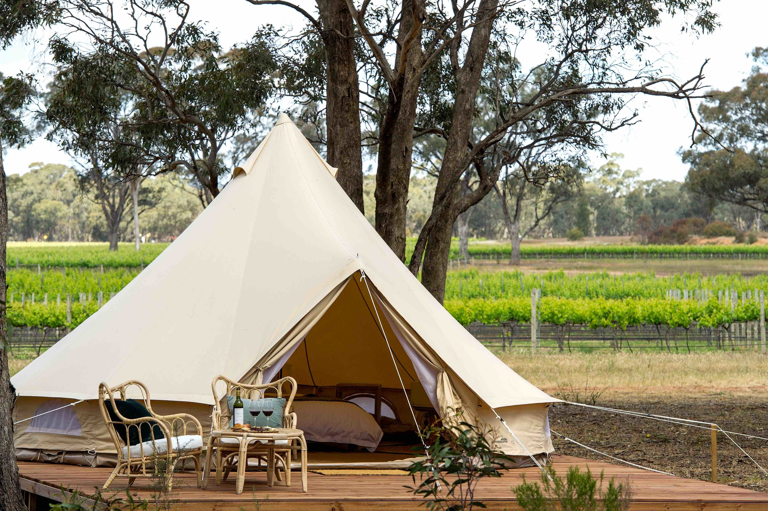 Where to go glamping in Victoria