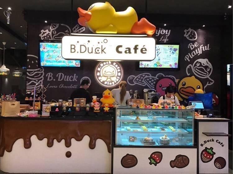 B.Duck Café