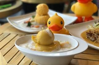 B. Duck Café dessert