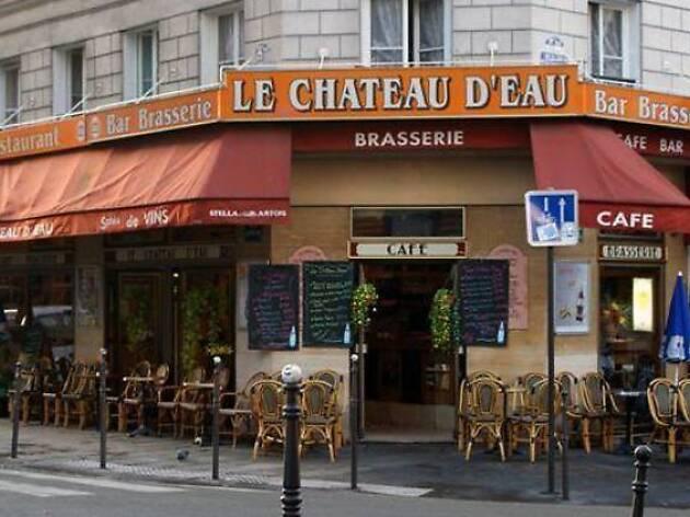 Le Château d'Eau