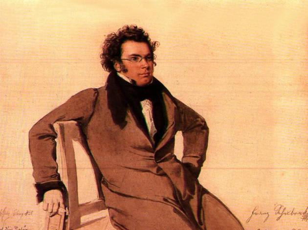 Sete sonatas para piano de Schubert que precisa de ouvir