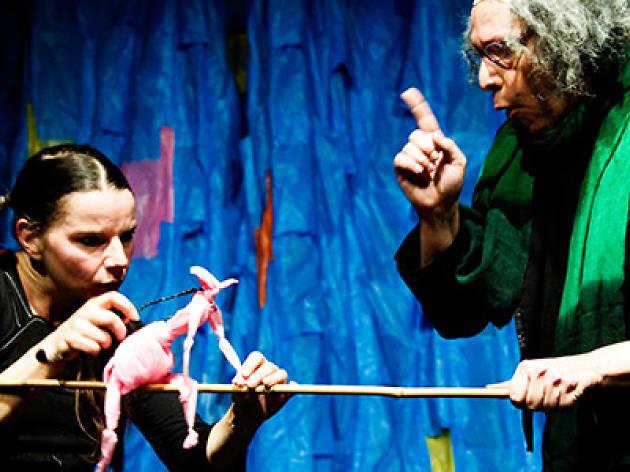 Festival de théâtre en français 2018: Odysseus Plastok