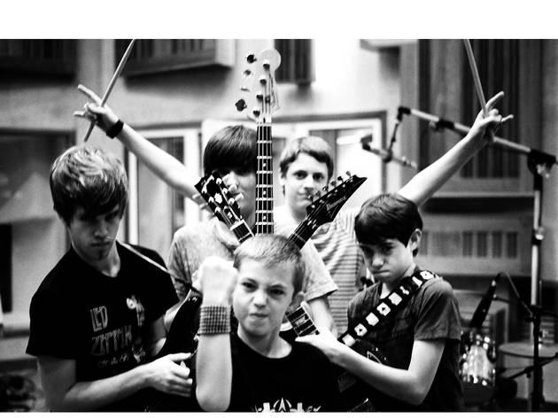 Metal Kids