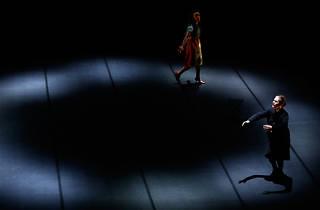 Festival de théâtre en français 2018: La Mante