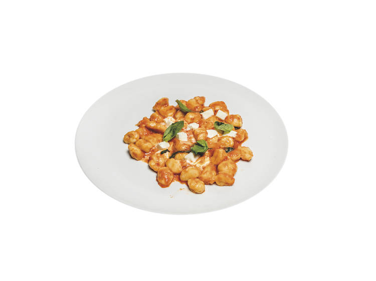 Três melhores sítios para comer gnocchi