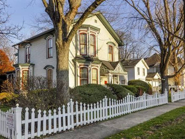 Historic 1864 Victorian in West Chicago