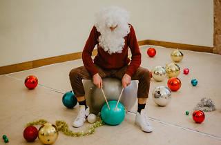 Olá, Eu Sou o Pai Natal