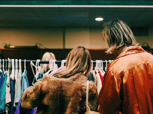 The East London Vintage Kilo Sale