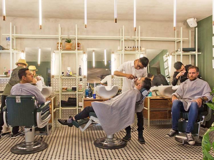 Barbería Scalper